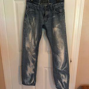 EUC Levi's The original Jeans Slim Straight 514